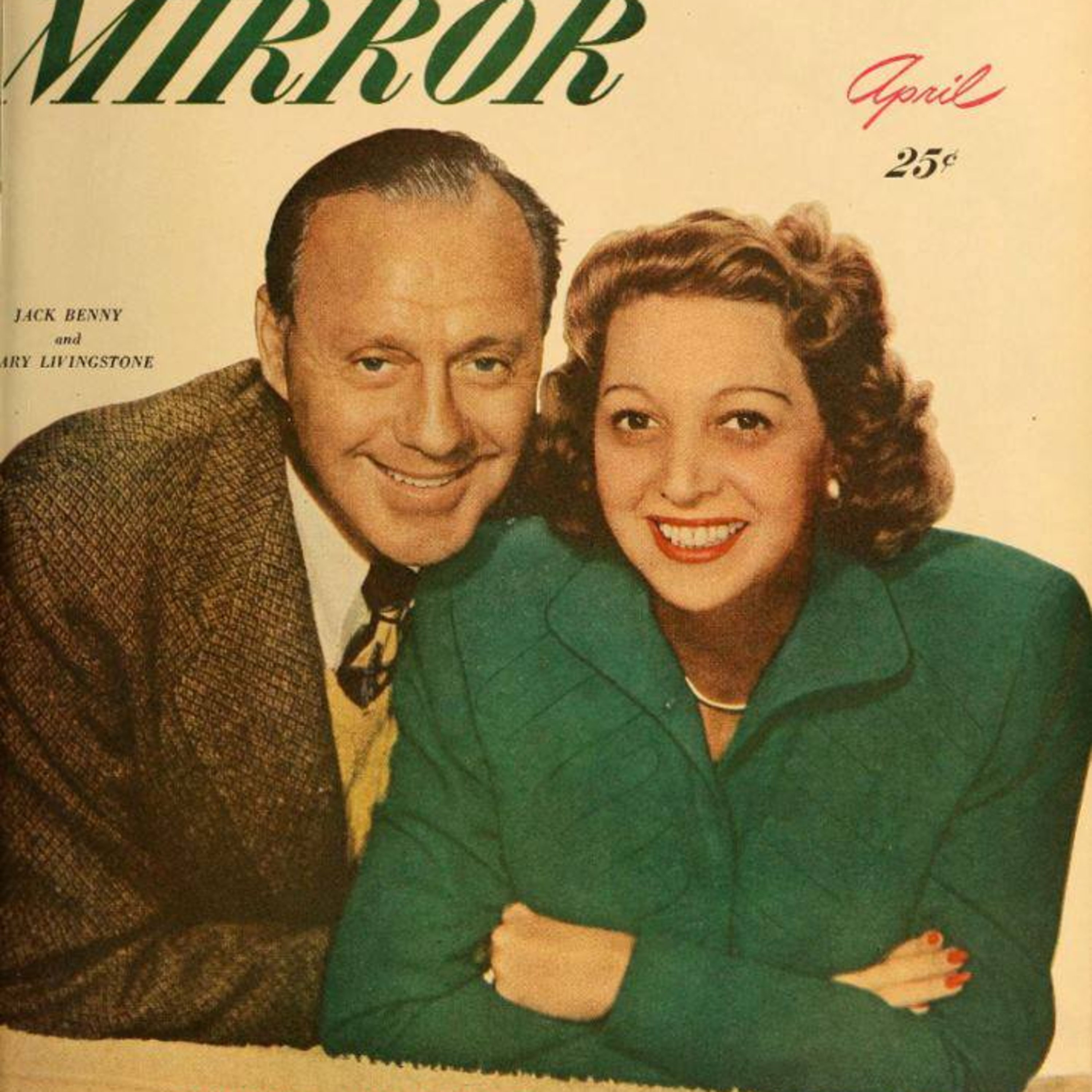 The Complete Jack Benny Podcast - All Jack's Shows 1932-1958 - My Life as a Floorwalker - Haunted House - Duel in the Graveyard