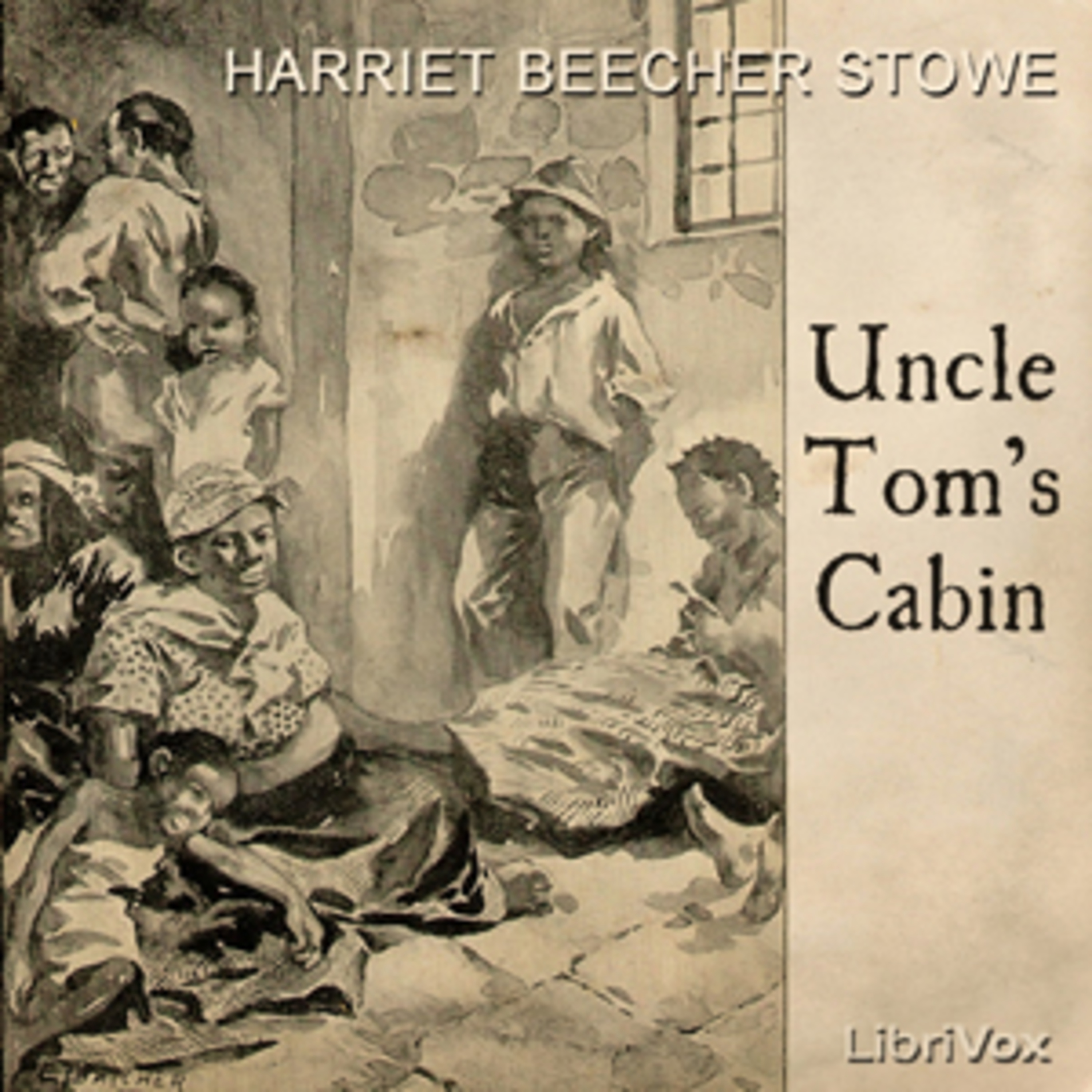Uncle Tom's Cabin Podcast - Harriet Beecher Stowe - The Book That Started the Civil War - Chapters 21-24 - Kentuck - Grass Withereth The Flower Fadeth - Henrique - Foreshadowings