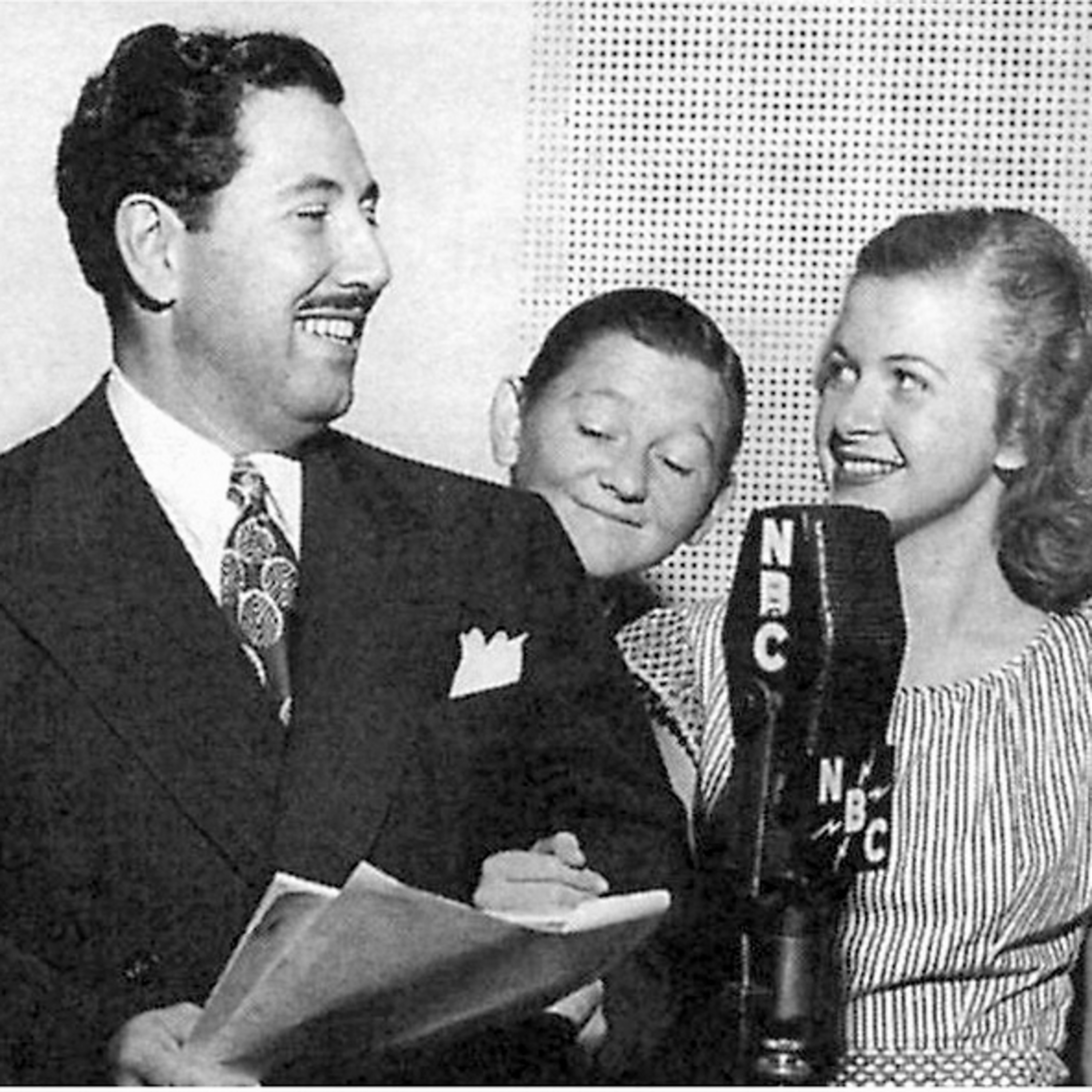 Family Comedy Cast - Memorial Day Parade - The Great Gildersleeve