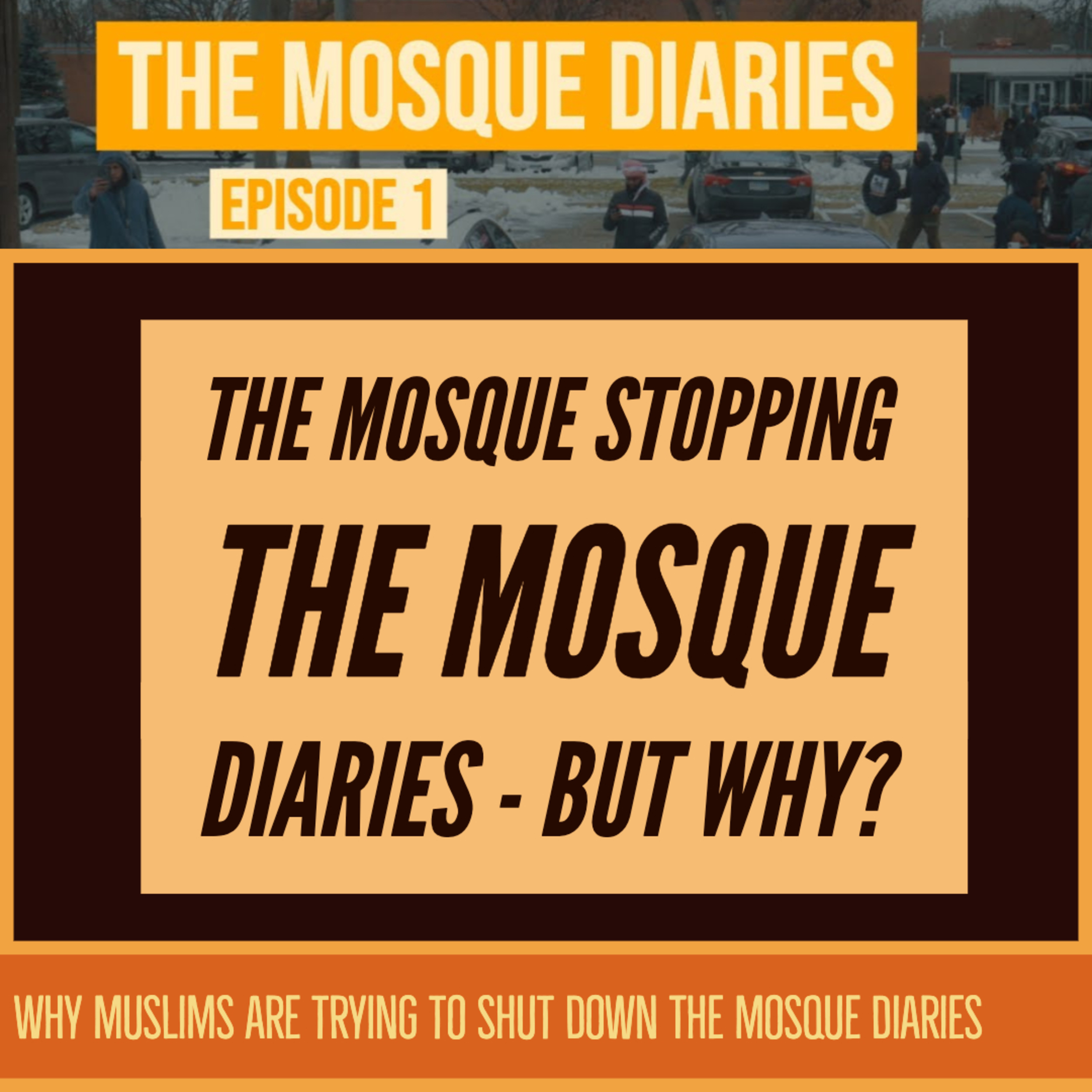 The Mosque Stopping The Mosque Diaries - But Why?