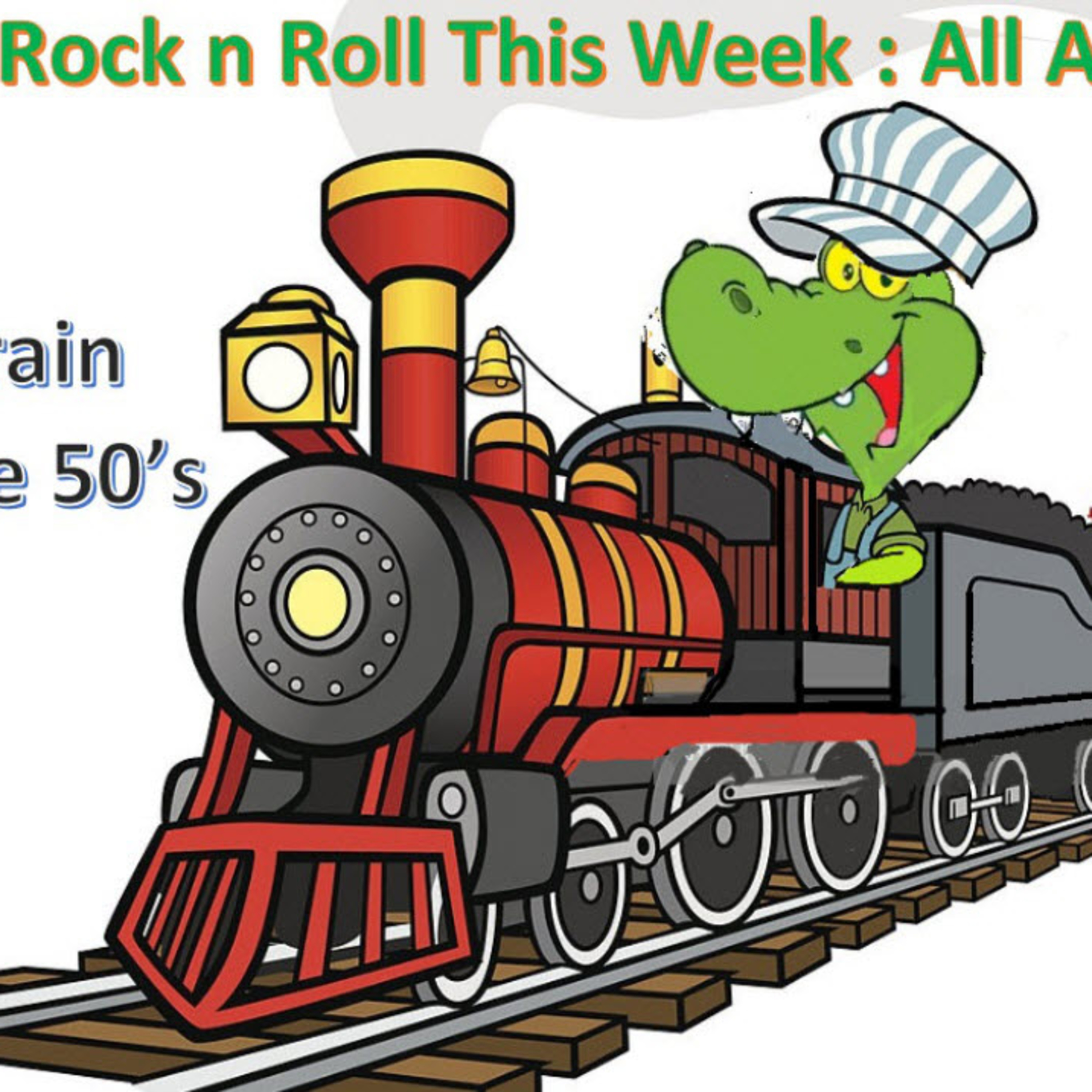 Show # 883: All aboard !