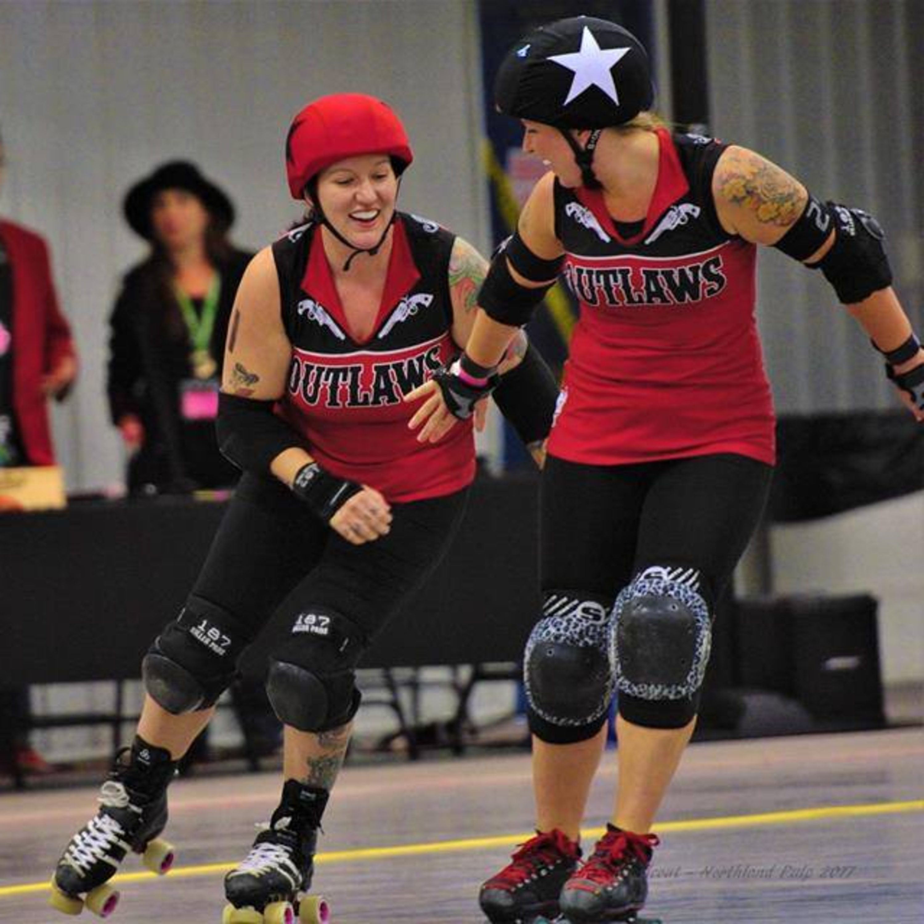 """Roller Derby Thoughts - 026 - """"Showoff"""", Being Shiny, and Laws of Power"""