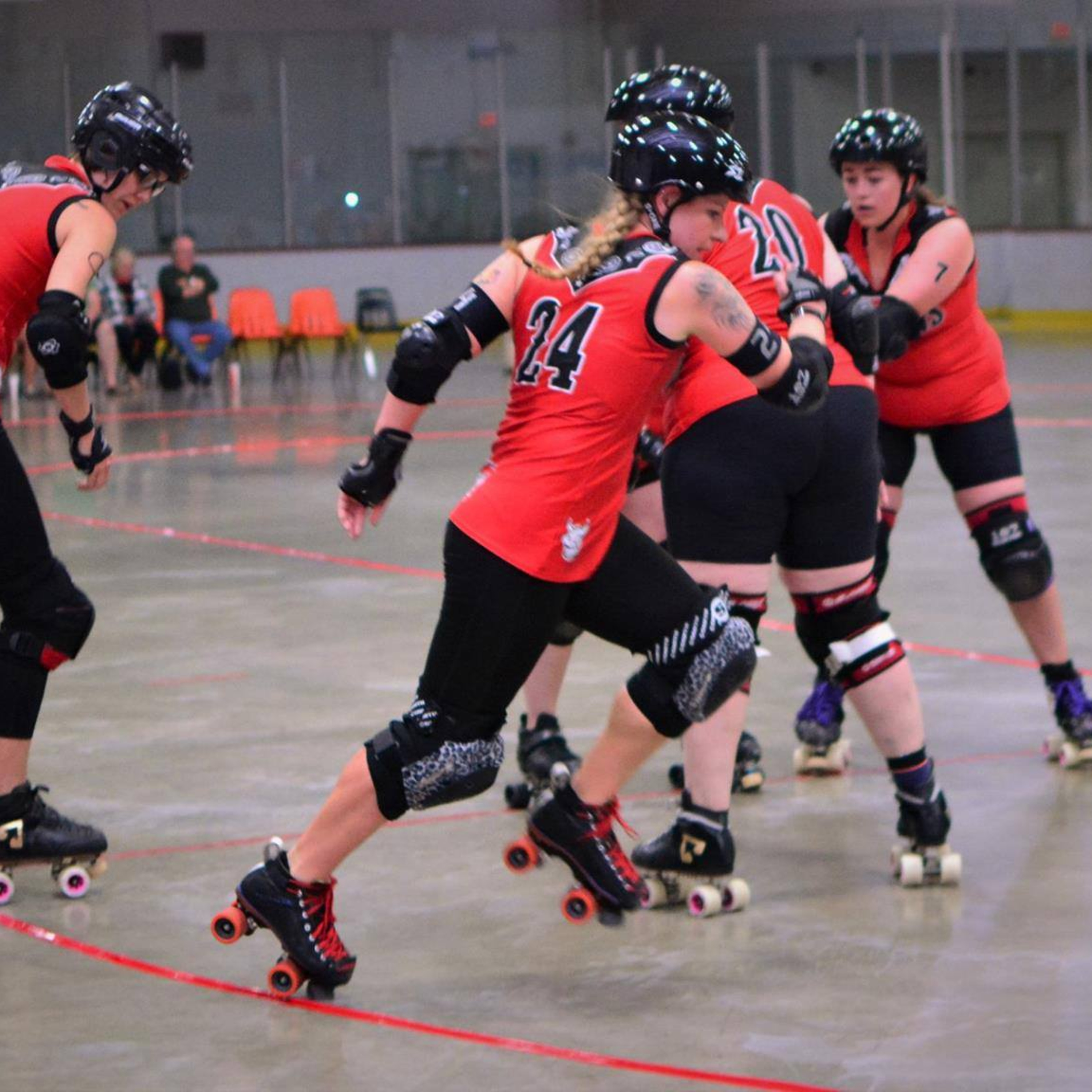 Roller Derby Thoughts - 028 - Communicating Drills