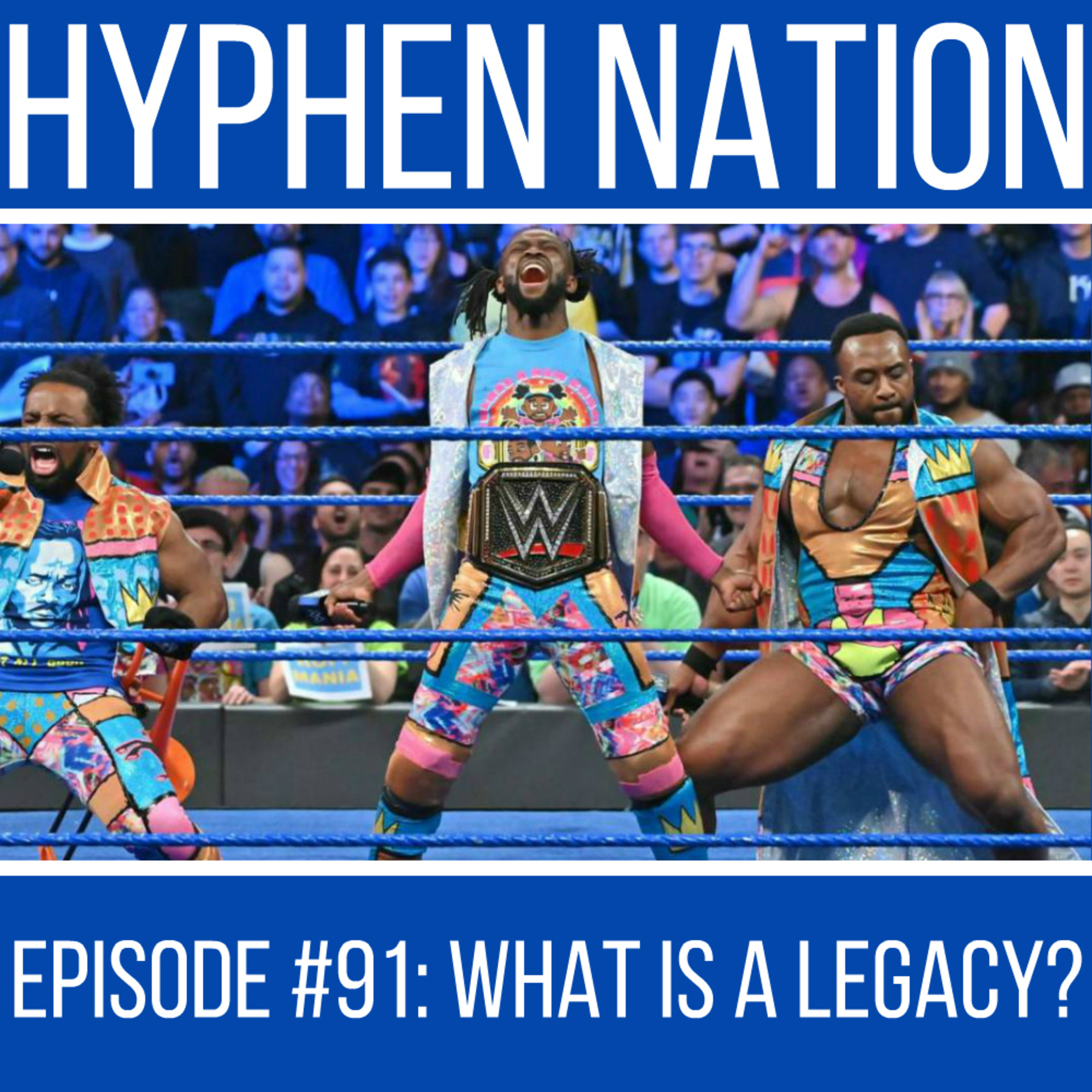 Episode #91: What Is A Legacy?