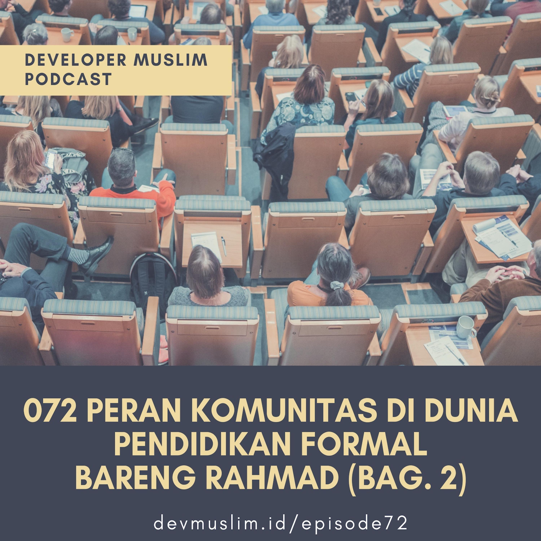 072 Peran Komunitas Di Dunia Pendidikan Formal Bag 2