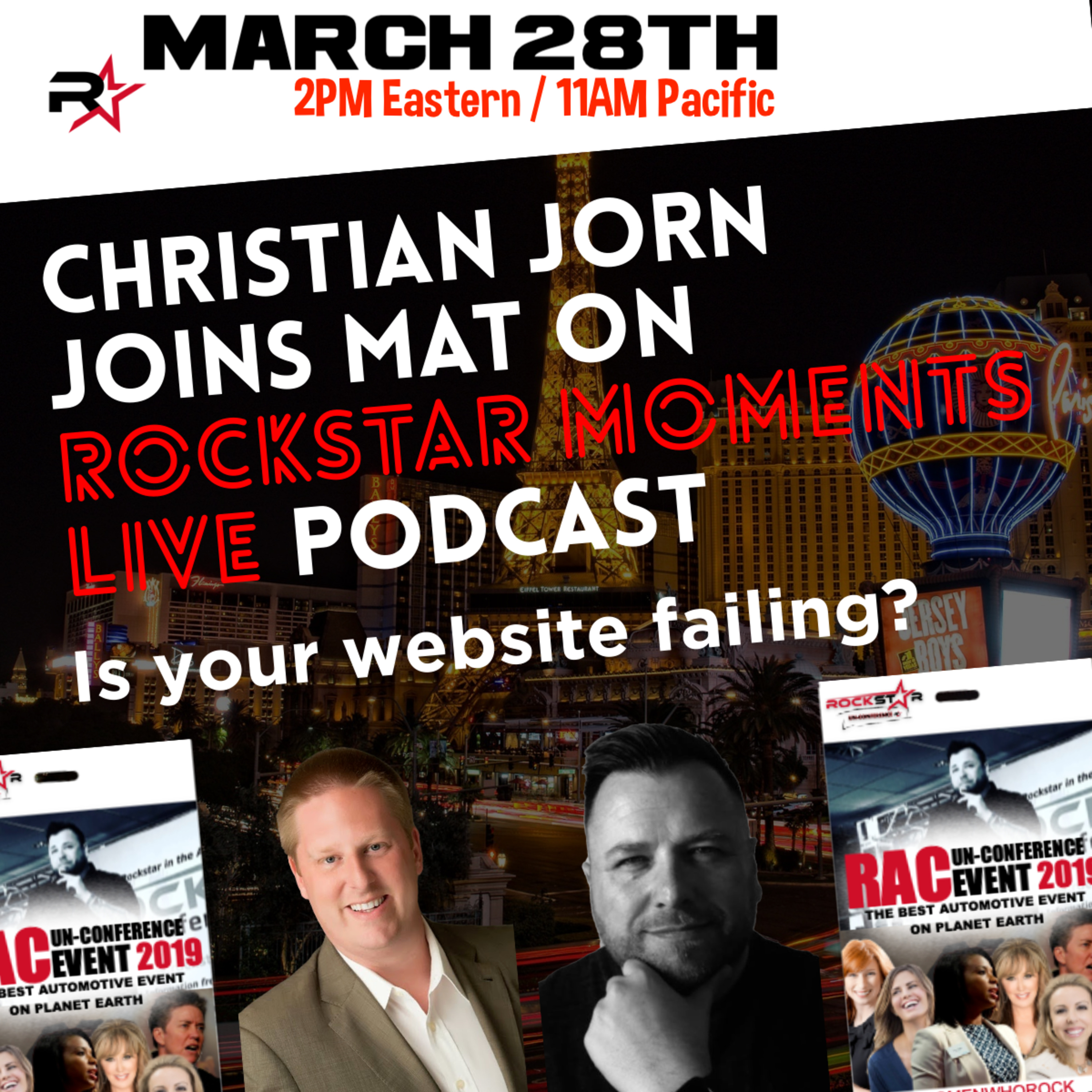 Show 46: Held Hostage by Automotive Manufacturers