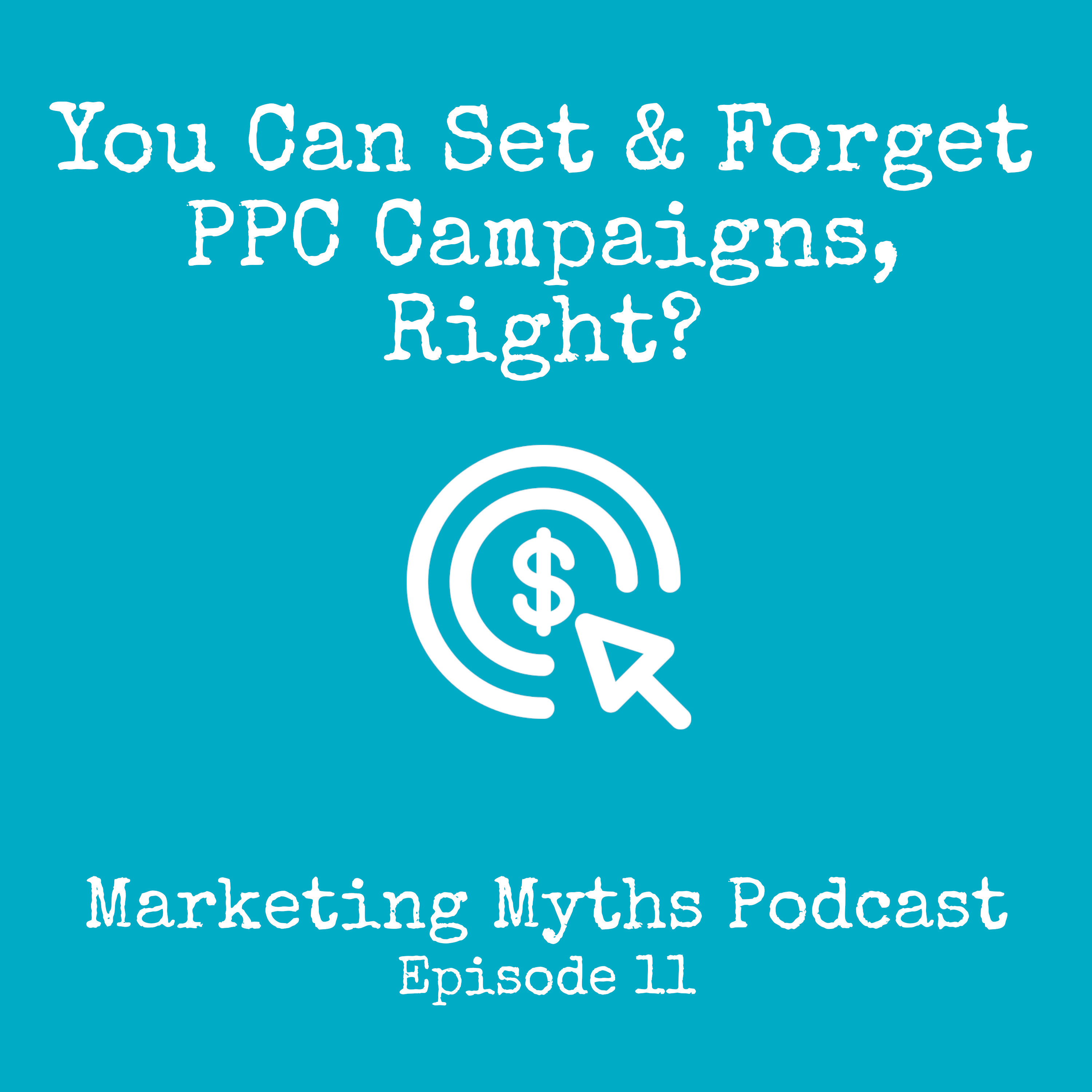 You Can Set & Forget PPC Campaigns, Right?