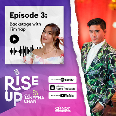 Backstage with Tim Yap   Ep. 03