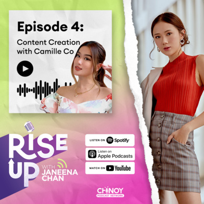 Content Creation with Camille Co   Ep. 04