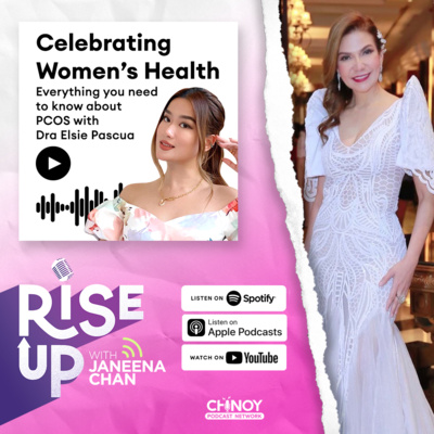 Celebrating Women's Health: Everything you need to know about PCOS with Dra Elsie Pascua