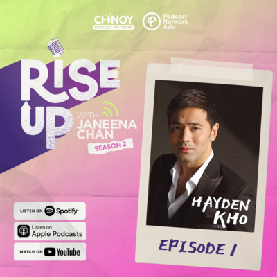 Overcoming Your Past and New Beginnings with Hayden Kho