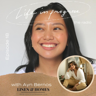Ep. 18: Morena And Glowing From Within with Ayn Bernos