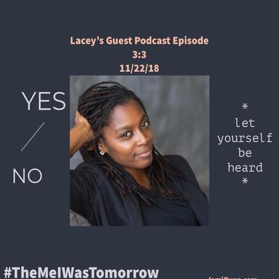 Guest Spot: Lacey Wilson Finally Part 3:3