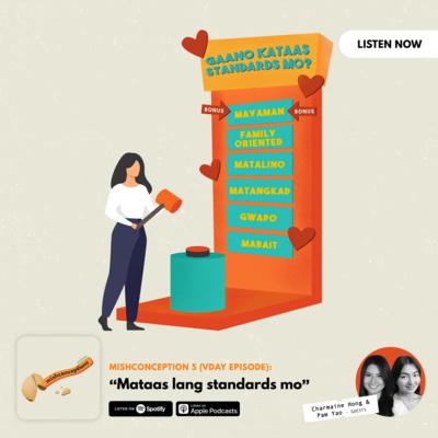 #5: Mataas Lang Standards Mo