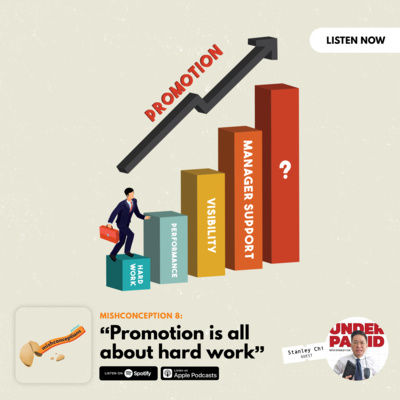 #8: Promotion is NOT just about Hard Work