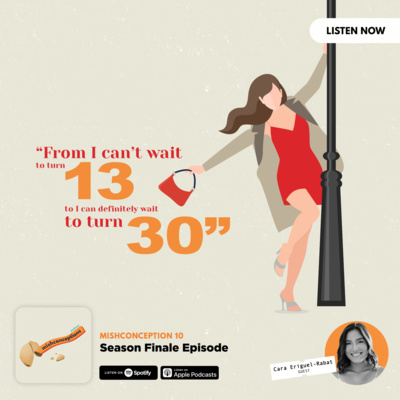 #10: From I can't wait to turn 13 to I can definitely wait to turn 30