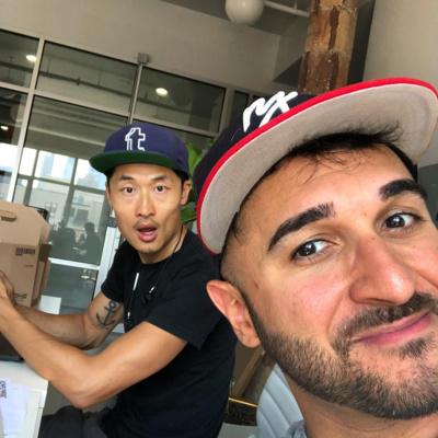 Episode 4: Darren Wong (Raindrop Cake Creator, Entrepreneur, Business Strategist)