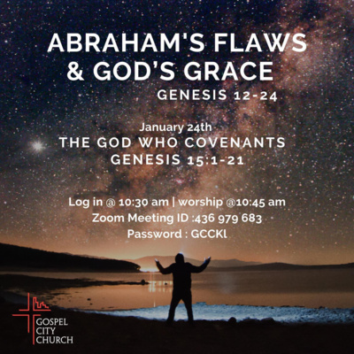 The God Who Covenants