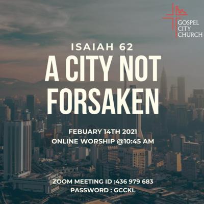 A City Not Forsaken