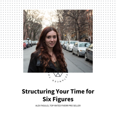 Structuring Your Time For Six Figures Alex Fasulo Top Rated Fiverr Pro Seller
