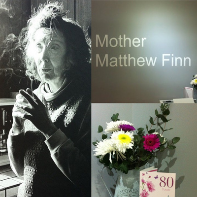 Episode 7 - Interview Rewind 2017: Background to Mother by Matthew Finn with Alan Raw @ HIP Festival