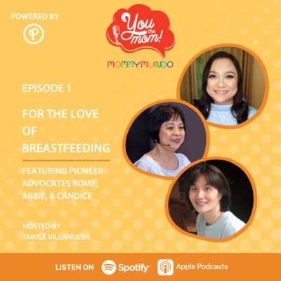 Ep. 1: For the Love of Breastfeeding