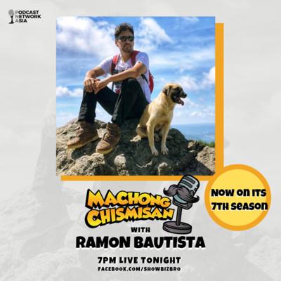 Machong Chismisan - S07E01 - Ramon Bautista - Jinri Park or Maria Ozawa?