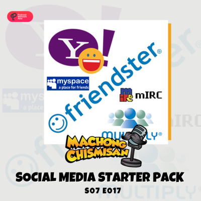 Machong Chismisan - S07E17 - Social Media Starter Pack