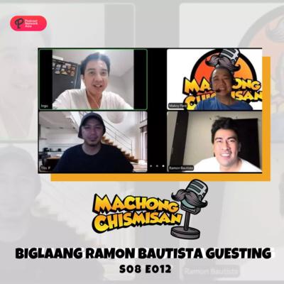 Machong Chismisan - S08E12 - Biglaang Ramon Bautista Guesting