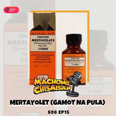 Machong Chismisan - S08E15 - Mertayolet (Gamot Na Pula)