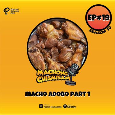 Machong Chismisan - S10E18 - Macho Adobo Part 1