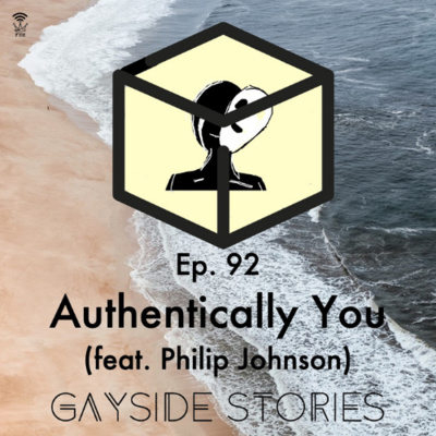Ep. 92 - Authentically YOU (feat. Philip Johnson of Philaye Films)