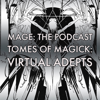 Anders Mage Page by Mage: The Podcast • A podcast on Anchor