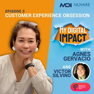 Ep. 3: Customer Experience Obsession - Victor Silvino of Salcedo Auctions
