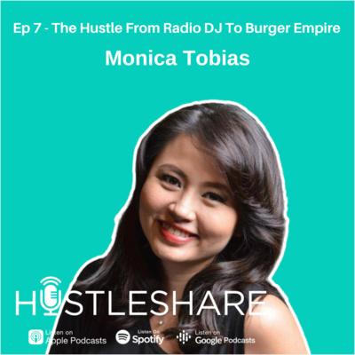 Monica Tobias - The Hustle From Radio DJ To Burger Empire