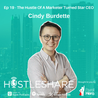 Cindy Burdette - The Hustle Of A Marketer Turned CEO