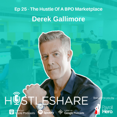 Derek Gallimore - The Hustle Of A BPO Marketplace