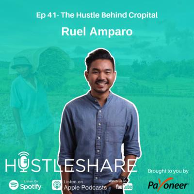 Ruel Amparo - The Hustle Behind Cropital