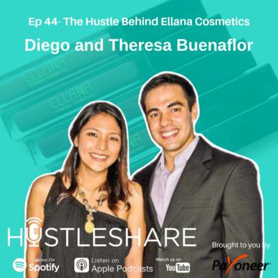 Diego and Theresa Buenaflor - The Hustle Behind Ellana Cosmetics