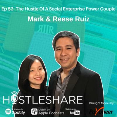 Mark and Reese Ruiz - The Hustle Of A Social Enterprise Power Couple