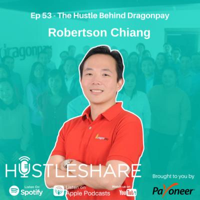 Robertson Chiang - The Hustle Behind Dragonpay