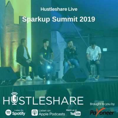 Hustleshare Live 1 - SparkUp Summit 2019