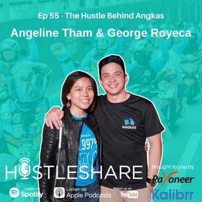 Angeline Tham and George Royeca - The Hustle Behind Angkas