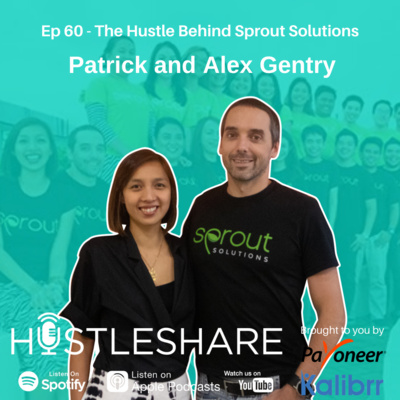 Patrick and Alex Gentry - The Hustle Behind Sprout Solutions