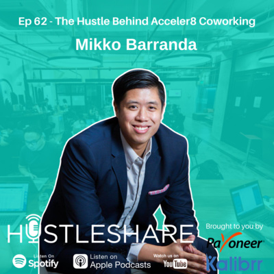 Mikko Barranda .- The Hustle Behind Acceler8 Coworking