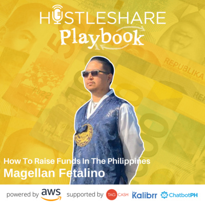 Playbook #1 - How To Raise Funds In The Philippines 💰