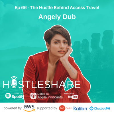 Angely Dub - The Hustle Behind Access Travel