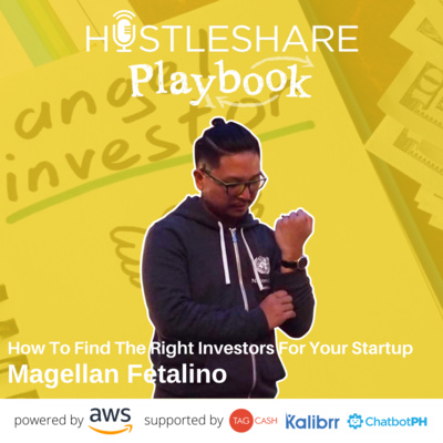 Playbook #2 - How To Find The Right Investors For Your Startup 🤑