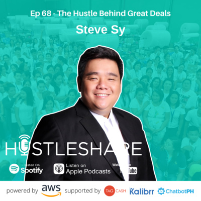Steve Sy - The Hustle Behind Great Deals