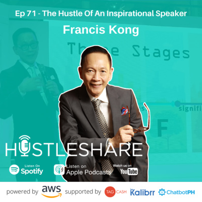 Francis Kong - The Hustle Of An Inspirational Speaker